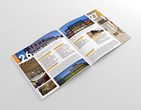 Création d'un catalogue 48 pages