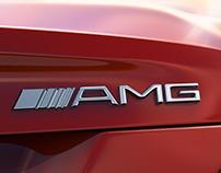 Mercedes SLK, AMG
