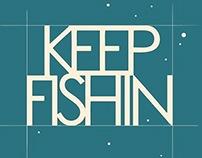 Keep Fishin' CD Cover
