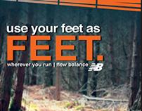 New Balance | Poster