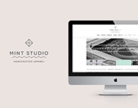 Web Design - MINT Studio