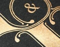 L&B typographic logo