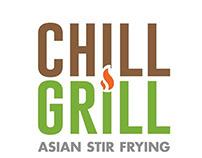 Chill Grill (Restaurant Branding)