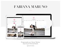 Projeto Web - Fabiana Maruno