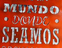 Stencil Rosa Luxemburgo