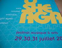 Osheaga   Poster