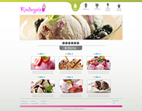 Kindergelo - Website 2