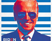 Biden For President Campaign Art