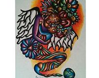 Custom Tattoo Flash #24