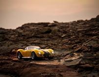 Still life- toy car photography