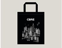 Taiwan CBRE Tote Bag