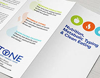 Tone Studio Nutrition Program Brochure