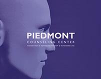 Piedmont Counseling Center Branding.