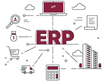 The History of ERP [Infographic]
