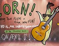 Interactive Design: Parody Music Poster