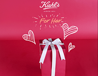Kiehl's Valentines For Him/ Her Stop Motions