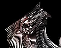 """""""Dark Platinum Queen"""" Artwork"""