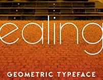 Ealing typeface