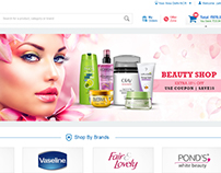 BEAUTY SHOP BANNER