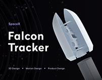 Space X - Falcon Tracker