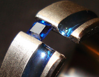 Titanium and Sapphire