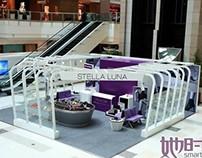 AirLuna Pop Up Store Shanghai