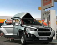 Shell / Chevrolet Captiva