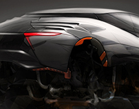 Car Design-İllustration