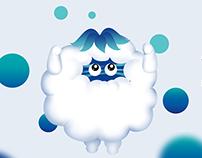 DUNLOMON - Dunlopillo - Character Design