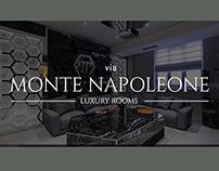 Monte Napaleone.Philipp Plein cabinet
