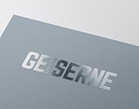Geiserne - Visual Identity