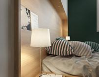 B.E Bedroom