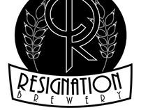 Resignation Brewery Logo
