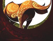 "Elmoghira Illustrations ""RANDOM 02"""