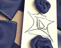 Logo Design - Thin Leather Design