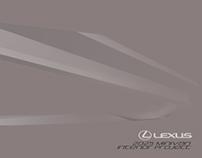 Lexus Minivan Interior