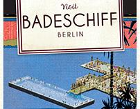 BADESCHIFF BERLIN -SEASON 2016