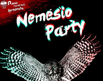 Nemésio Party Poster