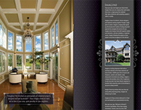 Catalog Design for an Architect & Remodeler