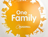 Ausdrill One Family Employer Branding