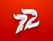 Logo HUT RI 72 ( unofficial )