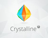 Crystalline Wordpress Theme