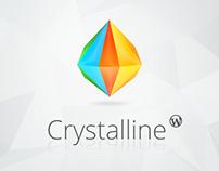 Crystalline Wordpress Theme