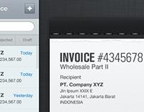 Domikado online invoicing