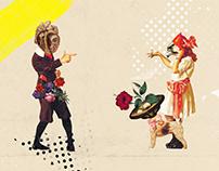 Collage Artwork 106-108