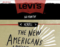 Levi's The New Americans