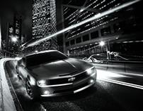 Chevrolet Hasselt - Image design.