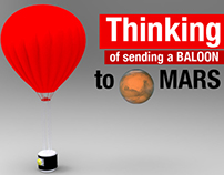 Mars Baloon Props