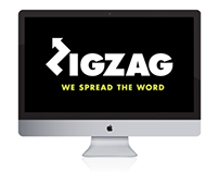 ZigZag Advertising Website Design