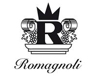 Cantine Romagnoli :: Branding